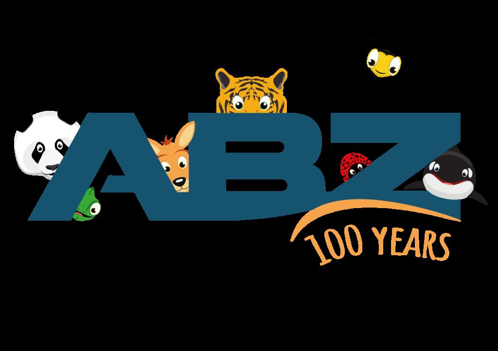 ABZ logo 100 jaar