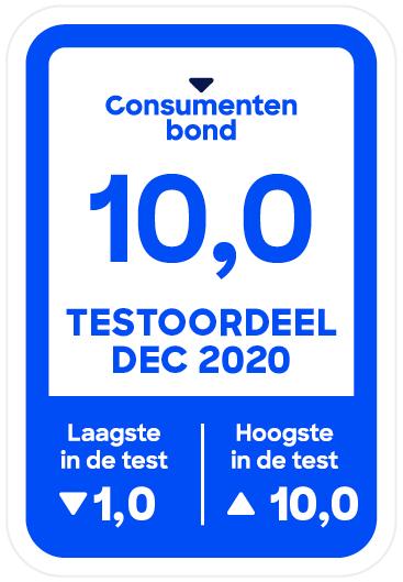 testoordeel consumentenbond airgosafe